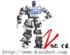 仿人形机器人 娱乐机器人